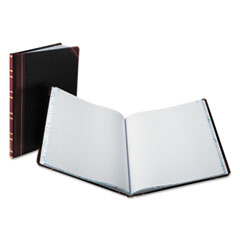 BOR16021215F - Boorum  Pease® Extra-Durable Bookstyle Bound Columnar Book