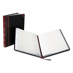 BOR21150R - Boorum  Pease® Extra-Durable Bookstyle Bound Columnar Book