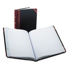 BOR21300R - Boorum  Pease® Extra-Durable Bookstyle Bound Columnar Book