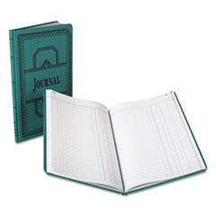 BOR66150J - Boorum  Pease® Record and Account Book with Blue Cover