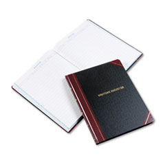 BOR806 - Boorum & Pease® Visitor Register Book