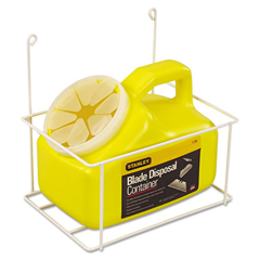 BOS11081 - Stanley Tools® Blade Disposal Container 11-081