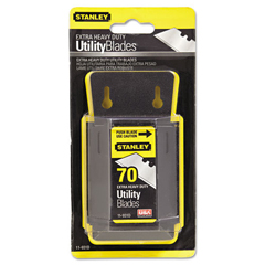 BOS11931D - Stanley Tools® Extra Heavy Duty Utility Blade 11-931D