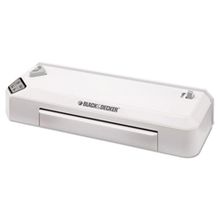 BOSLAM95 - BLACK+DECKER Flash™ Thermal Laminator