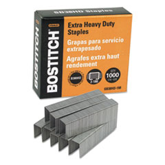 BOSSB38HD1M - Stanley-Bostitch® Heavy Duty Premium Staples