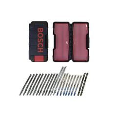 BPT114-TC21HC - Bosch Power ToolsHigh Carbon Steel Jigsaw Blade Assortments