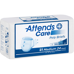 MON82003100 - AttendsCare® Moderate Absorbency Briefs, 96/CS