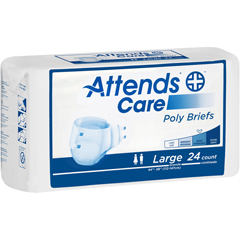 MON633843CS - Attends - Discreet® Heavy Absorbency Underwear, Large, 72/CS