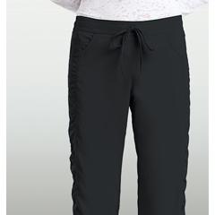 BRC8201X-01-2XL - BarcoKD110™ Kayla Shirred Seam Scrub Pant
