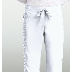 BRC8201-10-XL - BarcoKD110™ Kayla Shirred Seam Scrub Pant