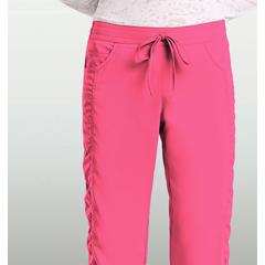 BRC8201P-61-XL - BarcoKD110™ Kayla Shirred Seam Scrub Pant