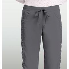 BRC8201T-917-L - BarcoKD110™ Kayla Shirred Seam Scrub Pant