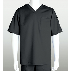 BRC0103X-01-5XL - Grey's AnatomyMens 3-Pocket Scrub Top