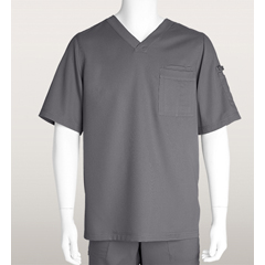 BRC0103X-912-XXL - Grey's AnatomyMens 3-Pocket Scrub Top