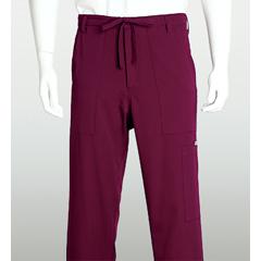 BRC0203X-65-3XL - Grey's AnatomyMens 6-Pocket Utility Scrub Pants