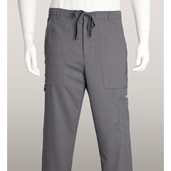 BRC0203X-912-3XL - Grey's AnatomyMens 6-Pocket Utility Scrub Pants
