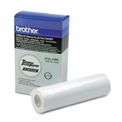 BRT6890 - Brother® 98' ThermaPlus Fax Paper Roll