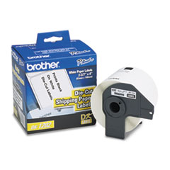 BRTDK1202 - Brother® Pre-Sized Die-Cut Label Roll for QL Label Printers