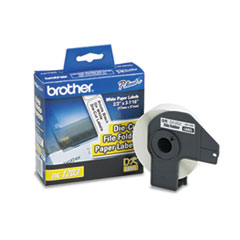 BRTDK1203 - Brother® Pre-Sized Die-Cut Label Roll for QL Label Printers