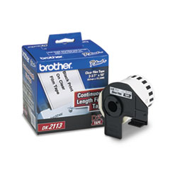BRTDK2113 - Brother® Continuous Length Label Tape for QL Label Printers