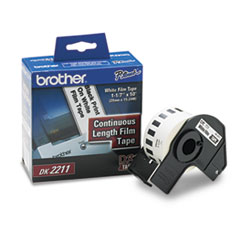 BRTDK2211 - Brother® Continuous Length Label Tape for QL Label Printers