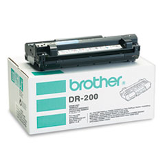 BRTDR200 - Brother DR200 Drum Unit, Black