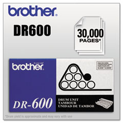 BRTDR600 - Brother DR600 Drum Unit, Black