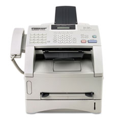 BRTFAX4100E - Brother® IntelliFAX 4100E Laser Fax w/Print, Copy and Telephone