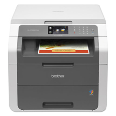 BRTHL3180CDW - Brother® HL-3180CDW Digital Color Printer with Copying and Scanning