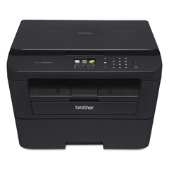 BRTHLL2380DW - Brother HL-L2380DW Versatile Laser Printer with Wireless Networking and Duplex Printing