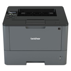 BRTHLL5100DN - Brother HL-L5100DN Business Laser Printer with Networking and Duplex Printing