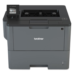 BRTHLL6300DW - Brother® HL-L5300DW Business Laser Printer for Mid-Size Workgroups with Higher Print Volumes