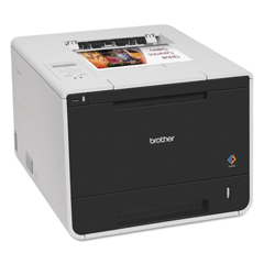 BRTHLL8350CDW - Brother HL-L8000 Series Color Laser Printers