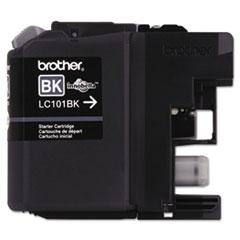 BRTLC101BK - Brother LC101BK, LC101BK Ink,300 Page-Yield, Black