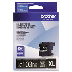 BRTLC103BK - Brother® LC103BK-LC107BK Ink