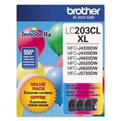 BRTLC2033PKS - Brother LC2033PKS-LC205Y Ink