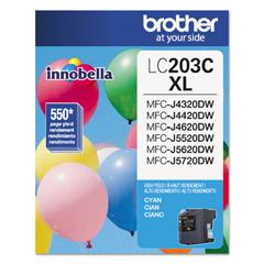 BRTLC203C - Brother LC2033PKS-LC205Y Ink