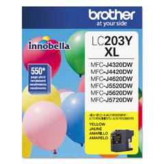 BRTLC203Y - Brother LC2033PKS-LC205Y Ink