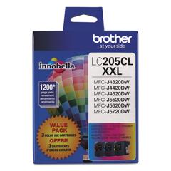 BRTLC2053PKS - Brother LC2033PKS-LC205Y Ink