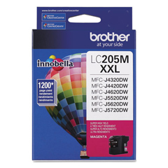 BRTLC205M - Brother LC2033PKS-LC205Y Ink