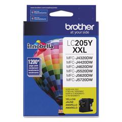 BRTLC205Y - Brother LC2033PKS-LC205Y Ink