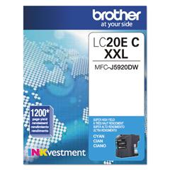 BRTLC20EC - Brother LC20EBK, LC20EC, LC20EM, LC20EY Ink
