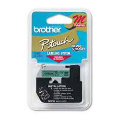 BRTM731 - Brother® P-Touch® M Series Standard Adhesive Labeling Tape