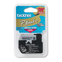 BRTM921 - Brother® P-Touch® M Series Standard Adhesive Labeling Tape