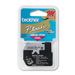 BRTM931 - Brother® P-Touch® M Series Standard Adhesive Labeling Tape