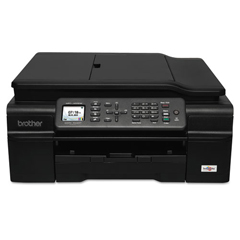BRTMFCJ460DW - Brother MFC-J460DW Work Smart™ Compact Easy to Connect Color Inkjet All-in-One
