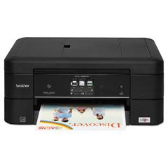 BRTMFCJ885DW - Brother® MFC-J885DW Work Smart™ Color Wireless Inkjet All-in-One Printer