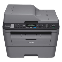 BRTMFCL2700DW - Brother MFC-L2700DW Compact Laser All-in-One with Wireless Networking and Duplex Printing