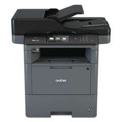 BRTMFCL6800DW - Brother MFC-L6800DW Business Monochrome All-in-One Laser Printer