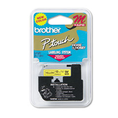 BRTMK631 - Brother® P-Touch® M Series Standard Adhesive Labeling Tape